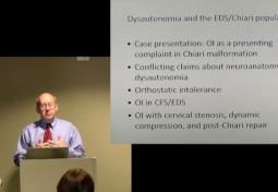 Dysautonomia and POTS in the Chiari/EDS Population