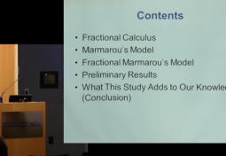 A Fractional Pressure-Volume Model Of Cerebrospinal Fluid Dynamics: Marmarou's Model Revisited