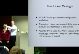 Physical Therapy Options & Considerations for the EDS & Chiari Patient