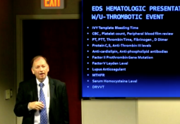 Hematological Problems Arising in Patients with Chiari Malformation & Ehlers-Danlos Syndrome