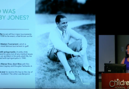 About the Bobby Jones Chiari & Syringomyelia Foundation
