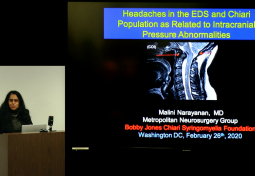 Headaches in the EDS and Chiari Population & Intracranial Pressure Abnormalities