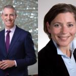 Dr. Jeffrey Greenfield and Dr. Petra Klinge