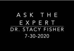 Bobby Jones CSF: Ask the Expert with Dr. Stacy Fisher