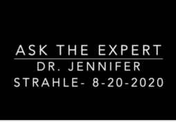 Bobby Jones CSF: Ask the Expert with Dr. Jennifer Strahle