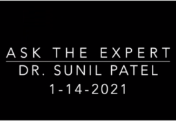 Bobby Jones CSF: Ask the Expert with Dr. Sunil Patel