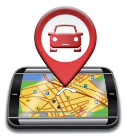 GPS Mapping app