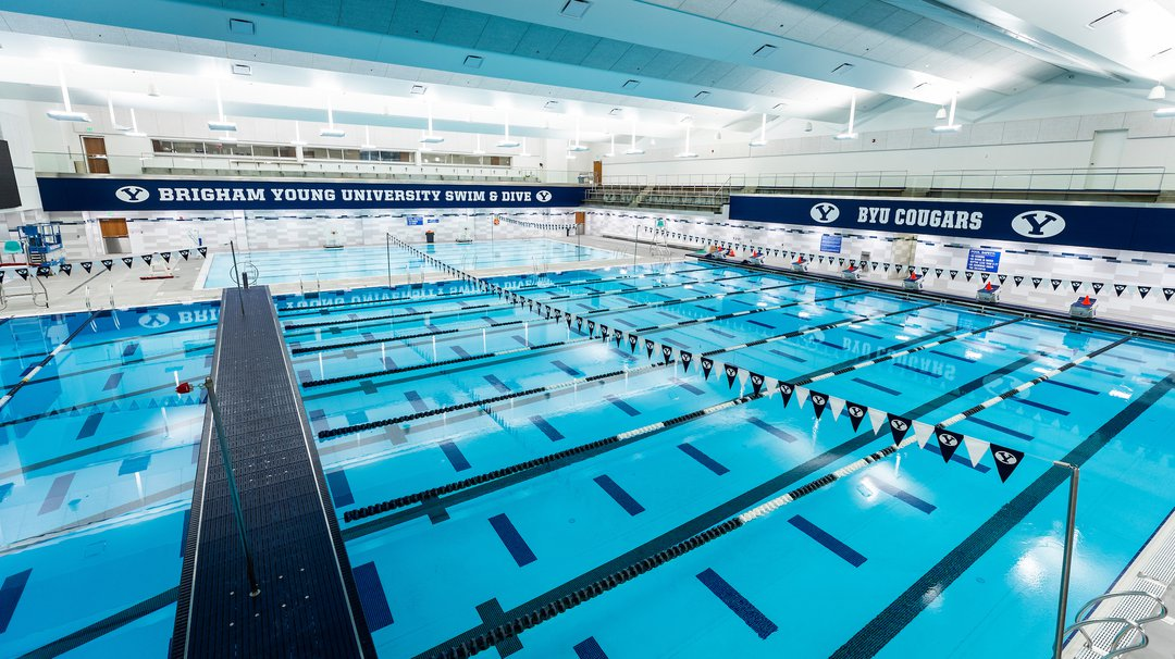 Brigham Young University Richards Building Pool