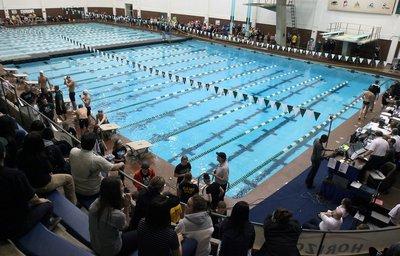 Robert Busbey natatorium