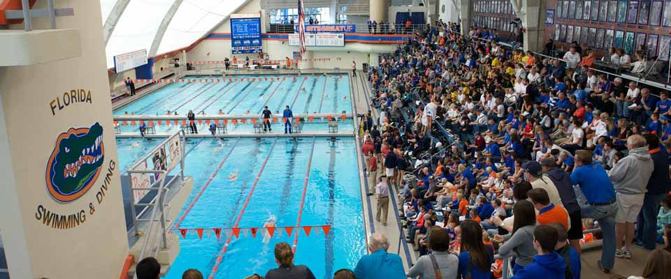 Stephen O'Connor Center Natatorium