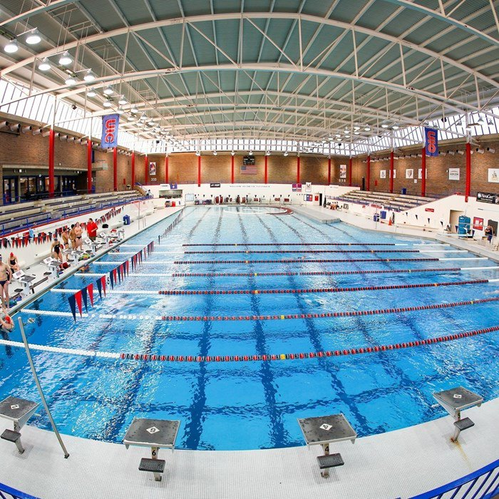 UIC Flames Natatorium