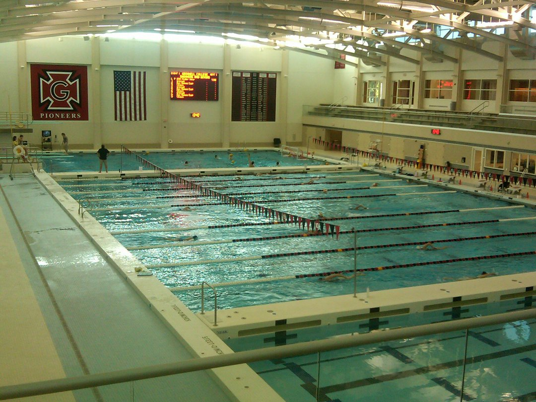 Russell K. Osgood Pool Grinnell College