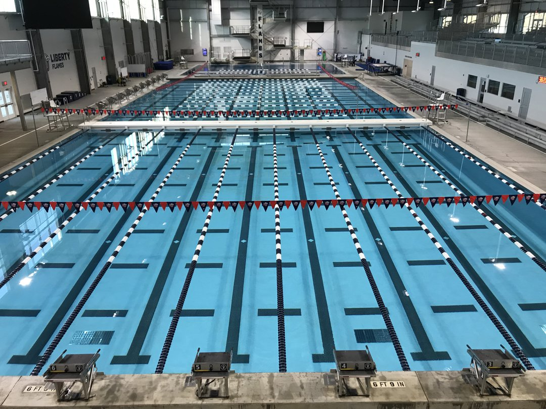 Liberty Natatorium- Lynchburg, VA