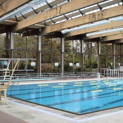 UCSD Indoor Pool