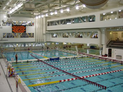 Alumni Pool and Wang Fitness Center (MIT)
