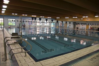 Jane P. Batten Student Center Natatorium