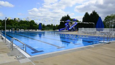 UD Outdoor Pool