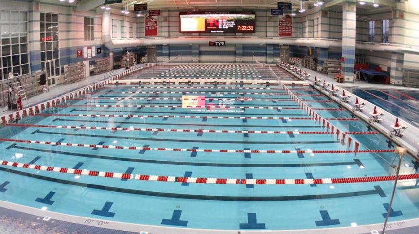 Corwin M. Nixon Aquatic Center