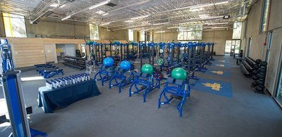Alex G. Spanos Athletic Performance Center