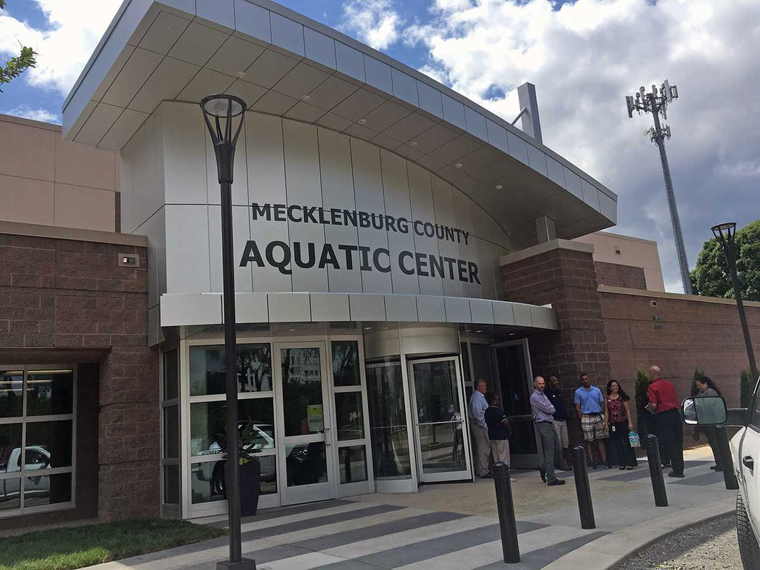Mecklenburg County Aquatic Center (MCAC)