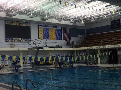 Jane Caliendo Aquatic Center