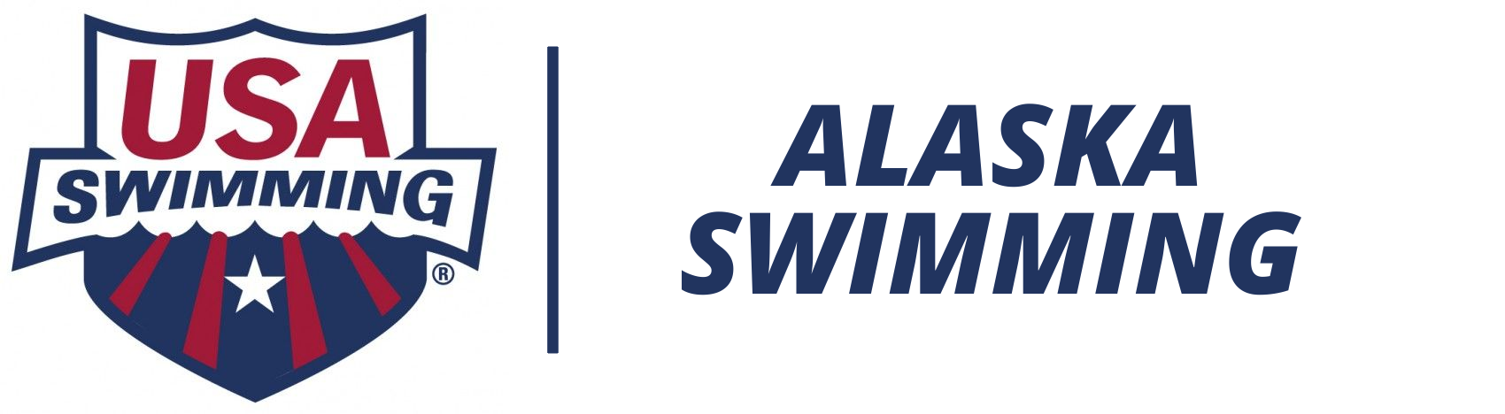 Alaska Swimming logo