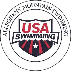 Allegheny Mountain Swimming logo
