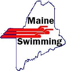 Maine Swimming logo