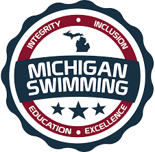 Michigan Swimming logo