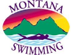 Montana Swimming logo