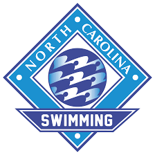 North Carolina Swimming logo