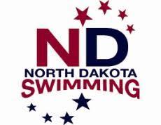 North Dakota Swimming logo