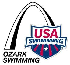 Ozark Swimming logo