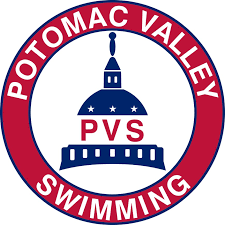 Potomac Valley Swimming logo