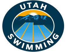 Utah Swimming logo