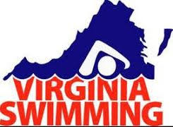 Virginia Swimming logo