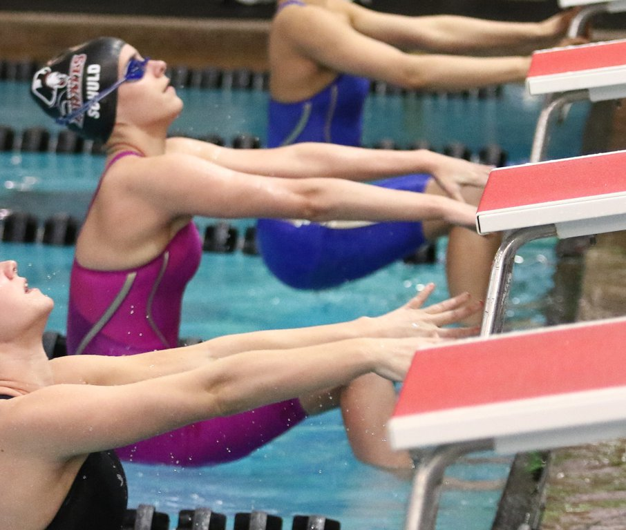 Morgan Schuld | CollegeSwimming