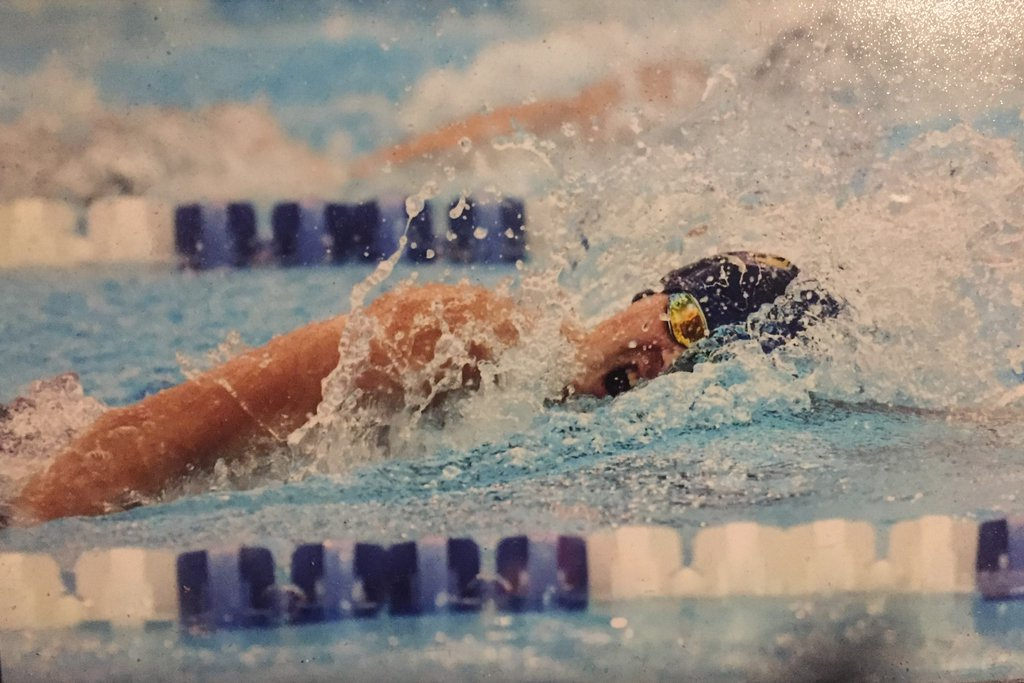 TJ Bragg | CollegeSwimming