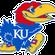 Kansas Swimming logo