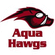 Razorback Aquatic Club Aquahawgs logo