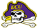 East Carolina (B) logo