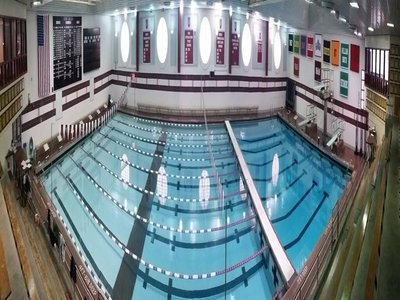 Union College (New York) facilities | CollegeSwimming