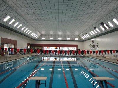 Whitworth University Aquatic Center