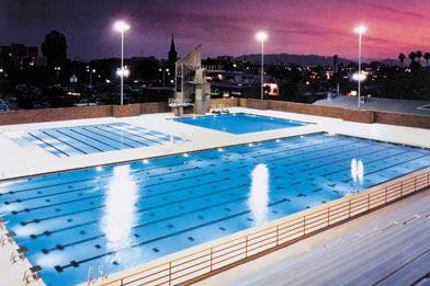 Mona Plumer Aquatic Center