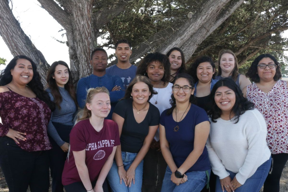 Service Learning Student Leaders, Fall 2019