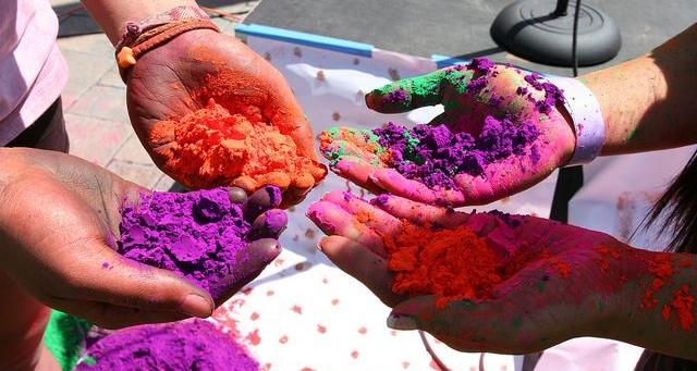 Holi Festival Image