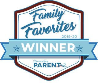 Chosen as Family Favorite Summer Camp 2019-20 by Monterey Bay Parent magazine