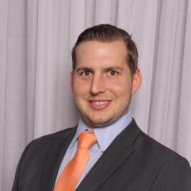 Eric Johnson (MBA '14) Board Member