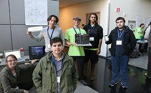 Life is Ruff - Hackathon 2017 Crowd Favorite Winners