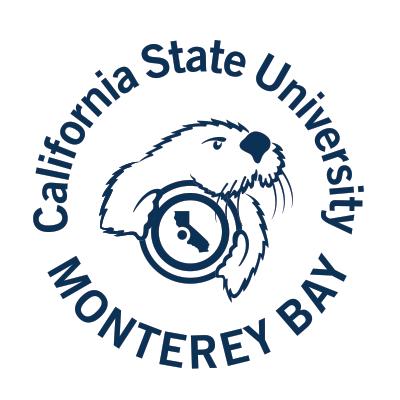 CSUMB logo with otter